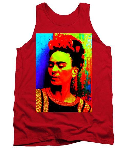 Funky Frida Tank Top