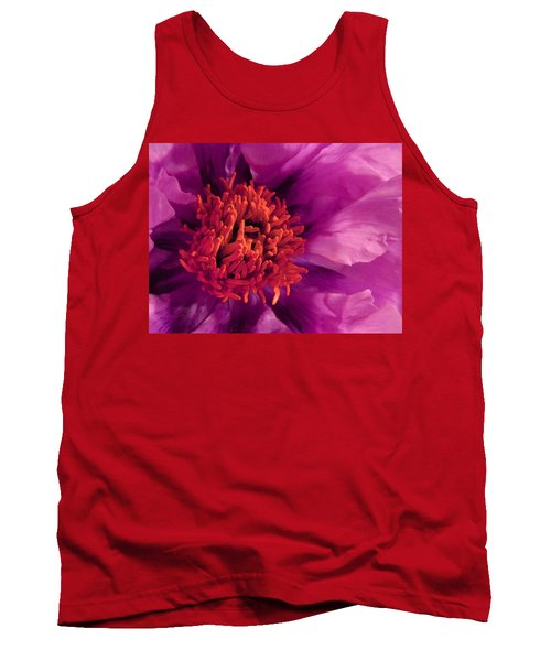 Fuschia Surprise Tank Top