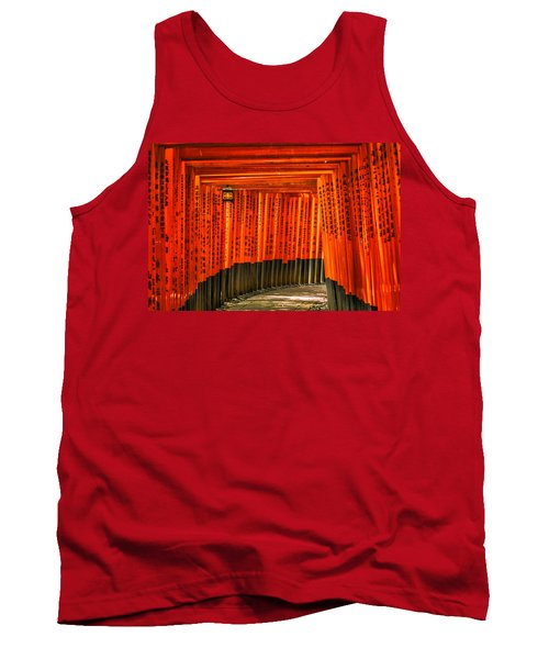 Fushimi Inari Tank Top
