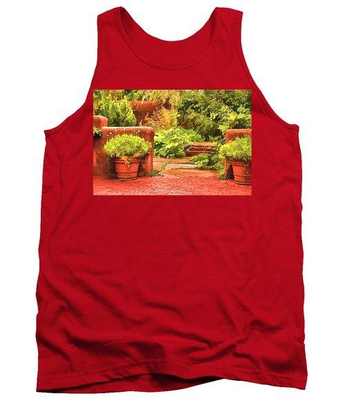 Garden Tank Top