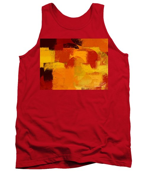 Geomix 05 - 01at01b Tank Top by Variance Collections