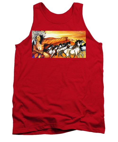 Gift Of The Pinto Tank Top