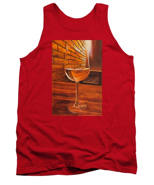 Glass Of Viognier Tank Top