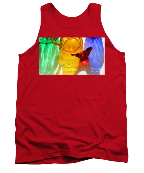 Glass Reflections #8 Tank Top
