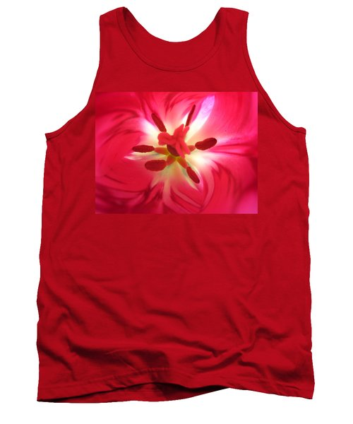 God's Floral Canvas 2 Tank Top