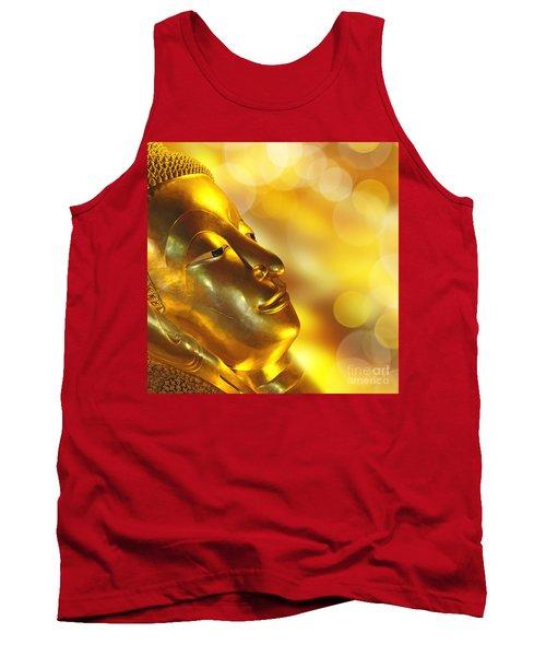 Golden Buddha Tank Top