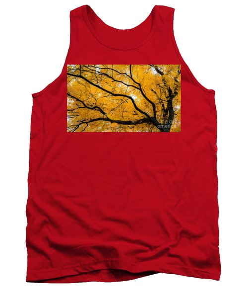 Golden Tree Tank Top