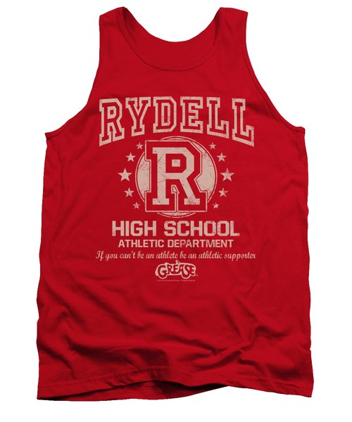Grease - Rydell High Tank Top