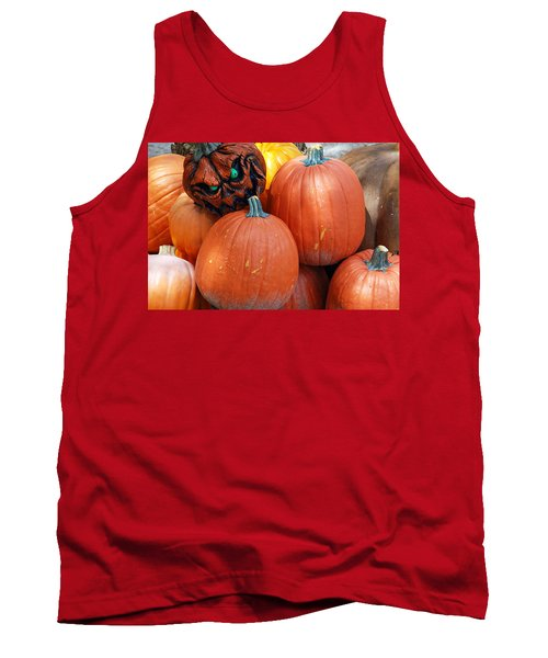 Halloween Goblin Tank Top by Aimee L Maher Photography and Art Visit ALMGallerydotcom