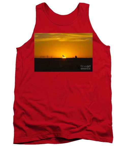 Hammering The Sun Tank Top