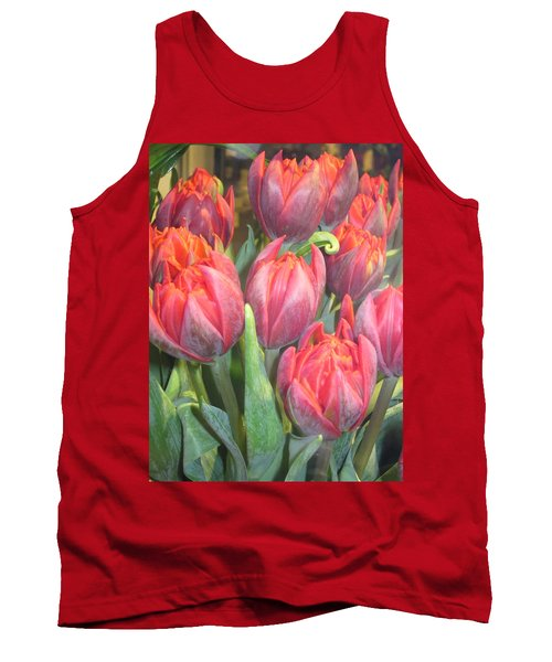Hazardous Beauty Tank Top