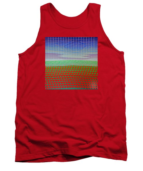 Heart Fields Again Tank Top