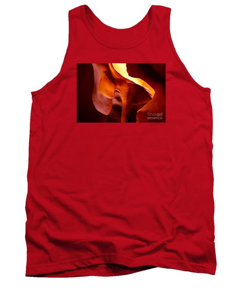 Heart Of Antelope Canyon Tank Top
