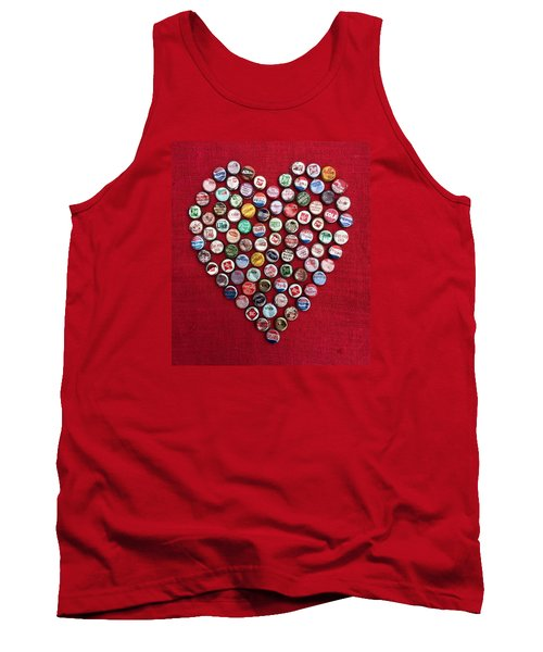 Heart Pop Tank Top