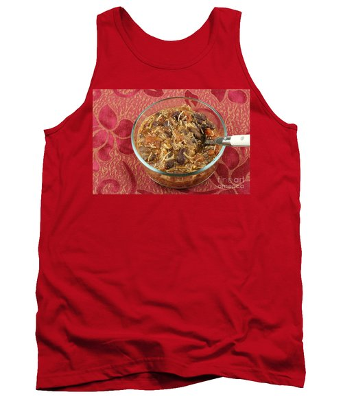 Hearty Chicken Chil Tank Top