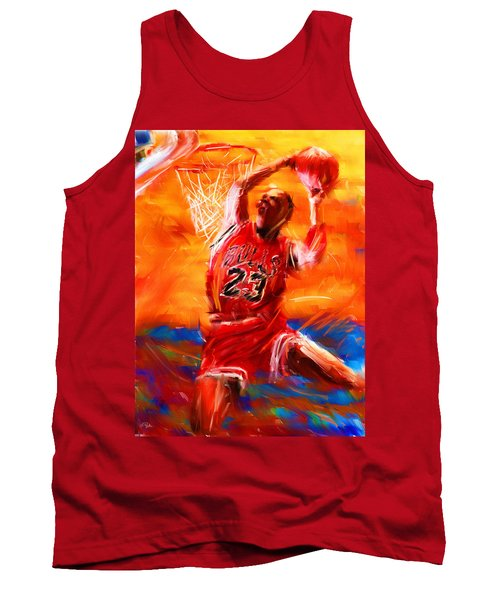 His Airness Tank Top