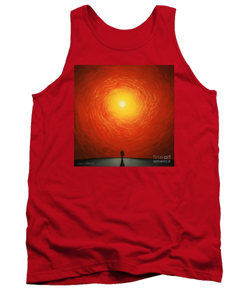 His Final Destiny Tank Top