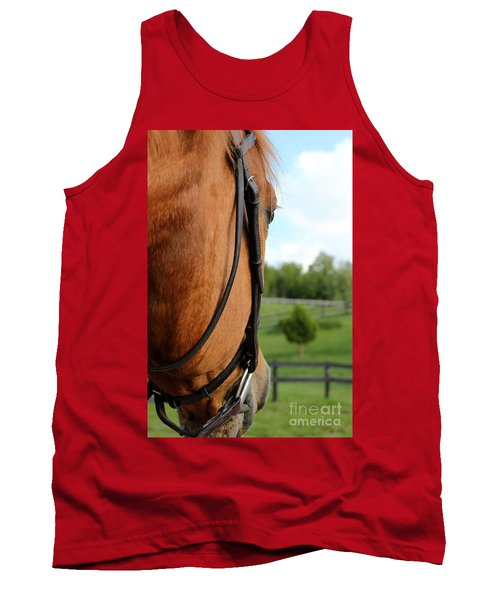 Horse View Tank Top