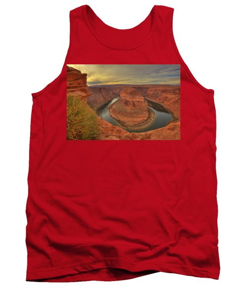 Horseshoe Bend Tank Top by Alan Vance Ley