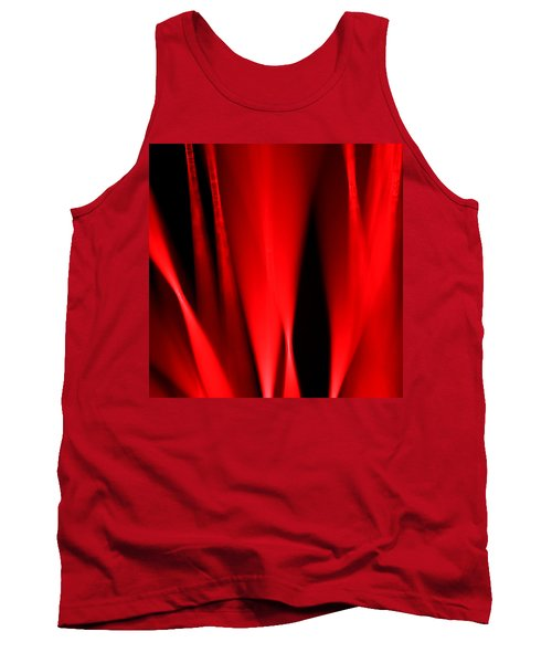 Hot Blooded Series Part 1 Tank Top by Dazzle Zazz