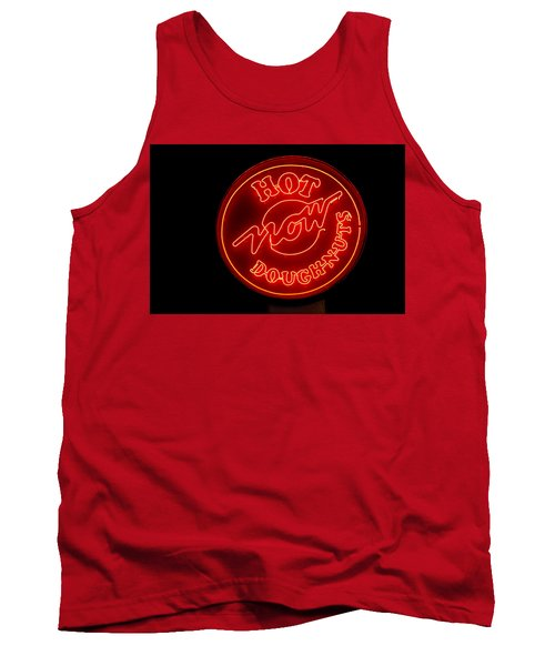 Hot Now Krispy Kreme Tank Top
