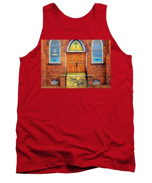 House Of God Tank Top