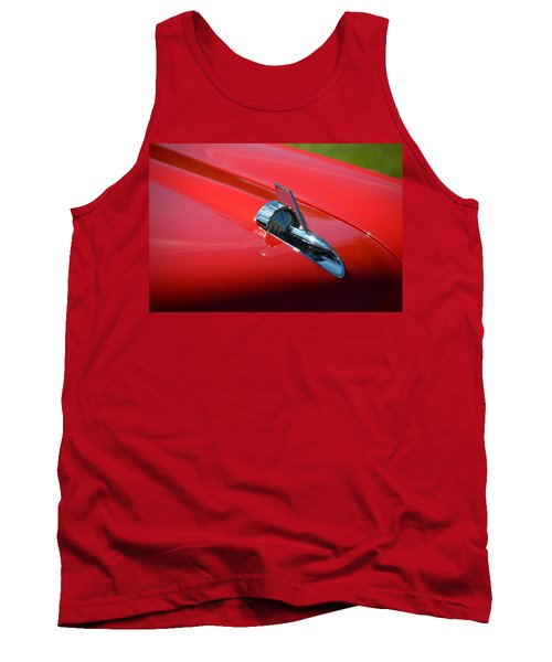 Tank Top featuring the photograph Hr-12 by Dean Ferreira