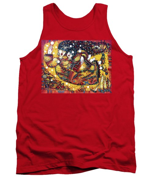 I Give You My Dreams Tank Top