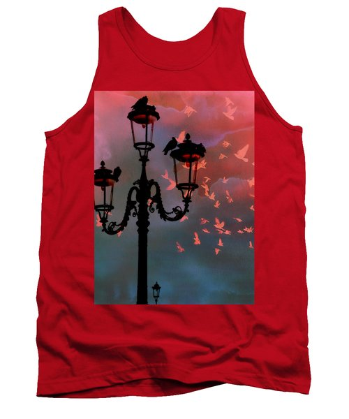 Il Volo Tank Top by Micki Findlay