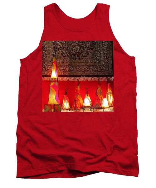 Illuminated Lights Tank Top