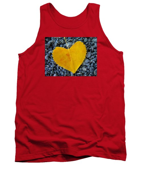 Tank Top featuring the photograph In Love ... by Juergen Weiss