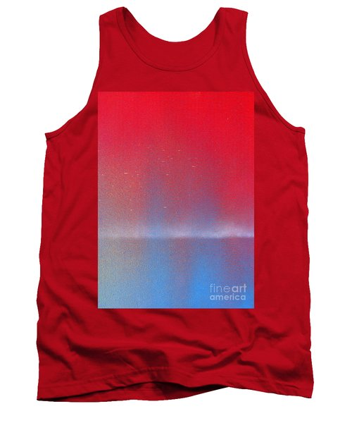 Tank Top featuring the painting In This Twilight by Roz Abellera Art