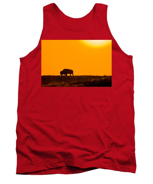 Into The Night Tank Top