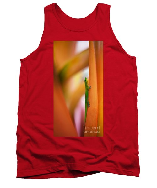 Island Friend Tank Top by Mike Reid