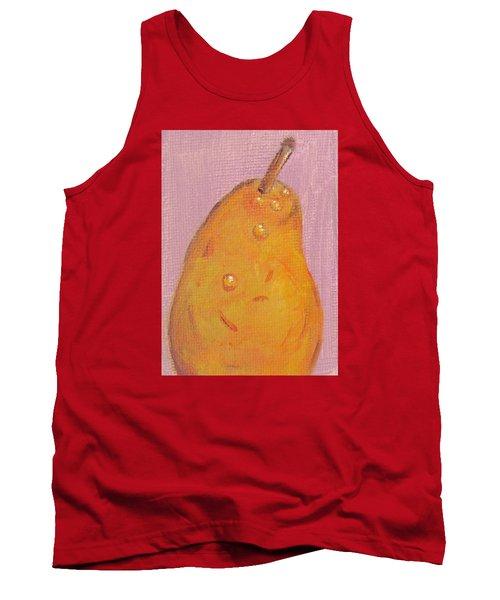 Juicy Pear Tank Top by Laurie Morgan