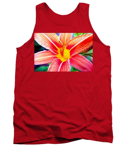 Just Another Day Lilly Tank Top by Mayhem Mediums