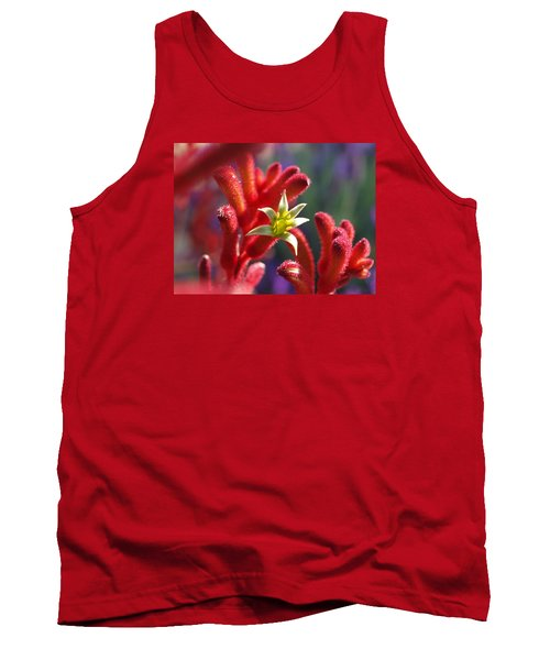 Kangaroo Star Tank Top by Evelyn Tambour