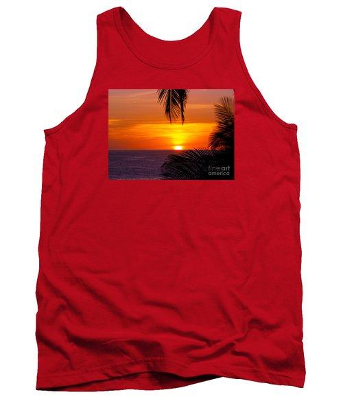 Kauai Sunset Tank Top by Patricia Griffin Brett