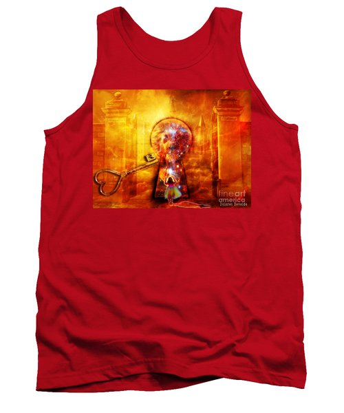 Kingdom Of Heaven Tank Top