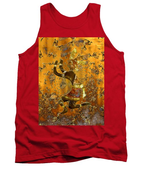 Kokopelli Tank Top