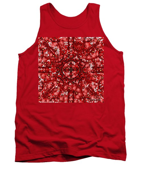 Kundalini Energy Tank Top by Barbara Chichester