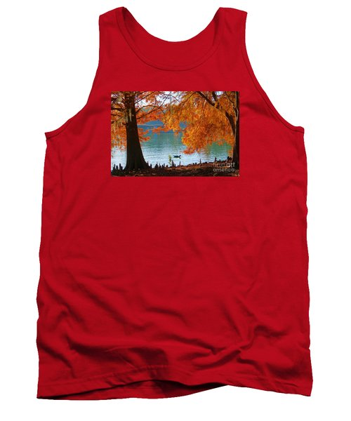 Lake Ella Morning Tank Top