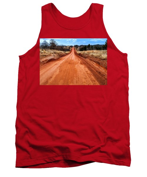 Land Run 100 Tank Top