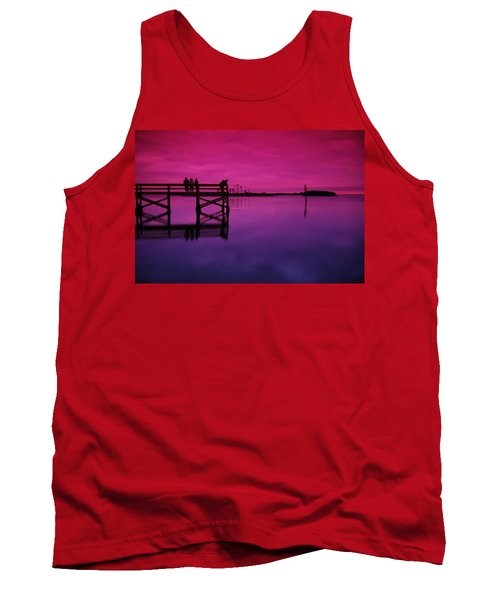 Last Sunset Tank Top