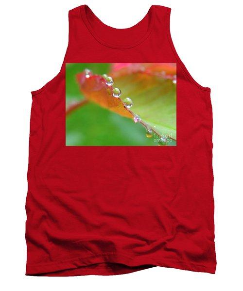 Leaf Pearls Tank Top