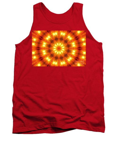 Light Meditation Tank Top