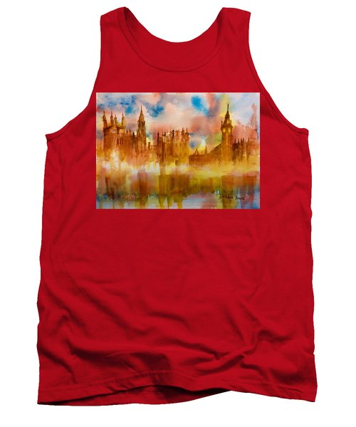 London Rising Tank Top