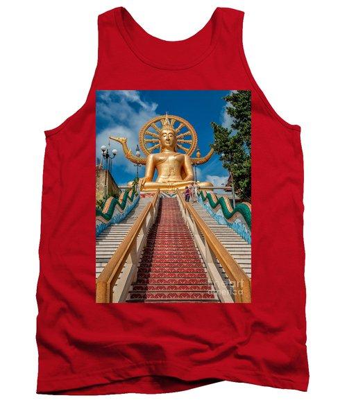 Lord Buddha Tank Top