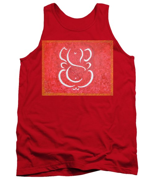 Lord Of Lords Tank Top by Sonali Gangane