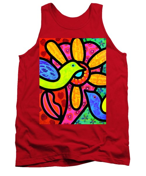 Love Birds Tank Top
